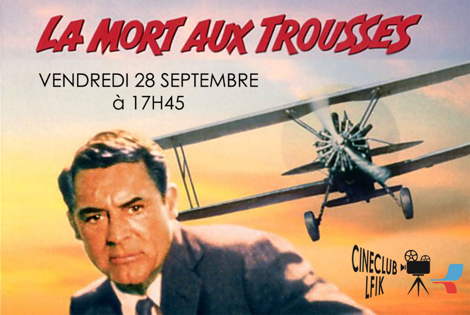 CINÉ CLUB DU 28 SEPTEMBRE 2018